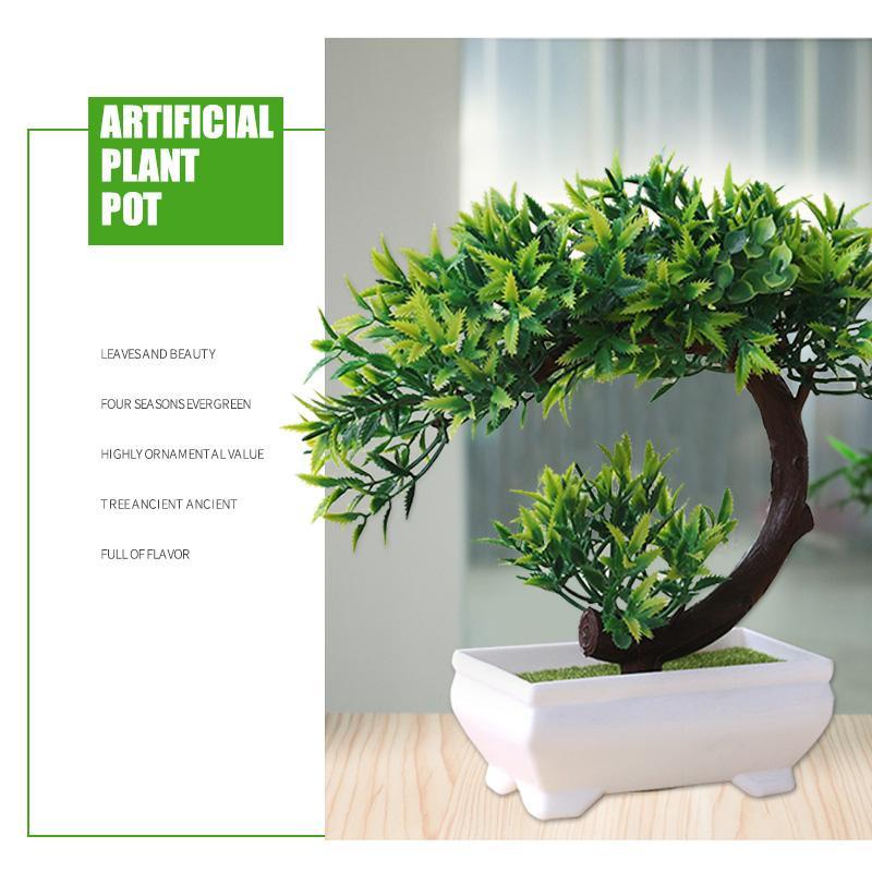 Crescent Moon Lotus Artificial Plant Decoración para el hogar Decoración Boda Simulación de escritorio Flor DIY Regalo para oficina