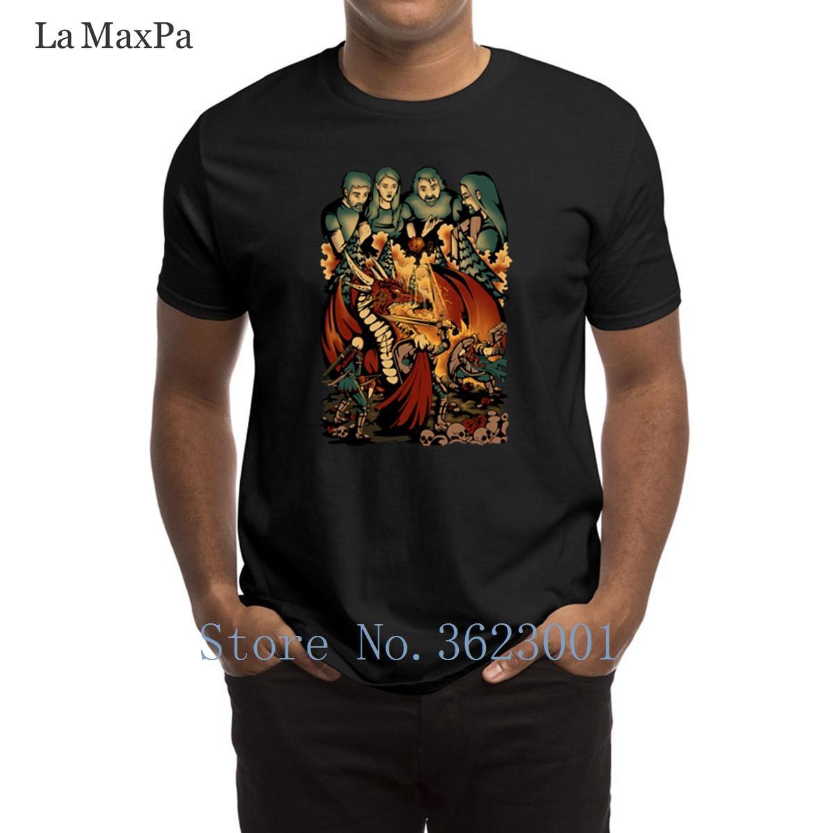 T-Shirt For Men I Role-o camisetas para homens Humorous Costume Camiseta Homem agradável Crew Neck camiseta alta qualidade única criatura