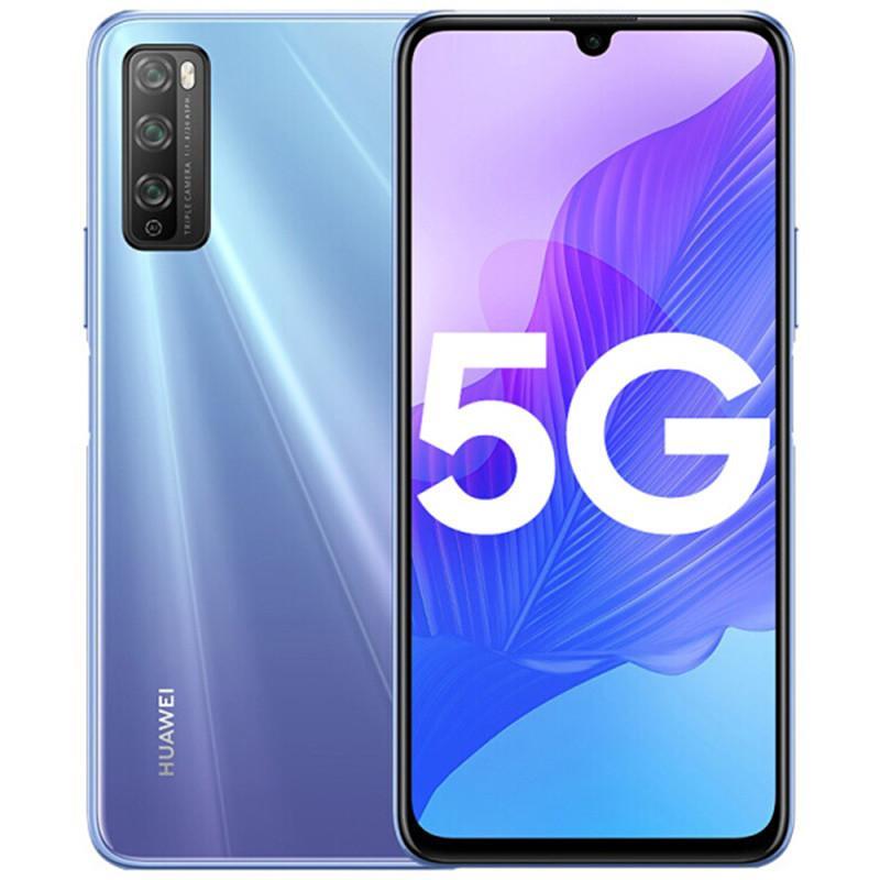 "Huawei 20 Pro original Profitez 5G téléphone portable 8 Go RAM 128Go ROM MTK 800 Octa base Android 6.5"" 48MP AI EIS 4000mAh empreintes digitales ID Cell Phone"