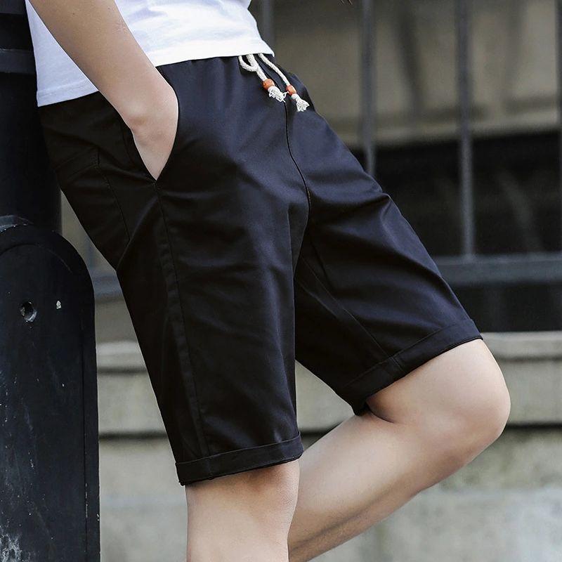 MarchWind Marca Designer mais novo Verão Casual Men Shorts Man Algodão Estilo Moda Shorts Bermuda Praia Shorts Plus Size 4XL 5XL Men Short