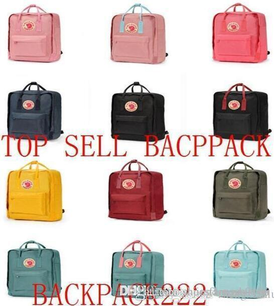 7L//16L//20L Shoulder Bag Women/'s Backpack Fjallraven Kanken Unisex Kid Travel