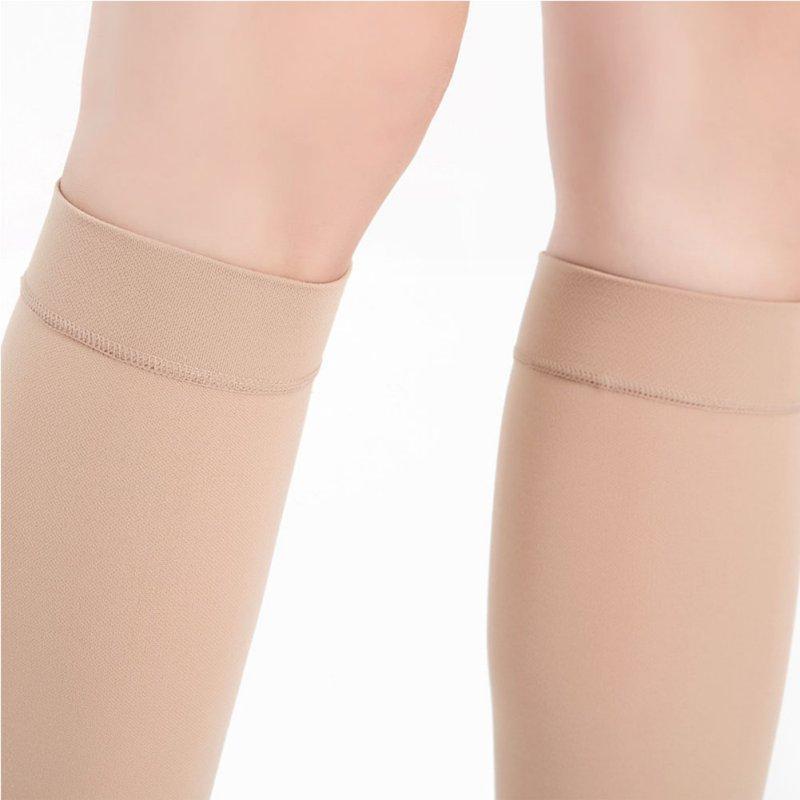 calze di nylon casuali calze da donna sexy comodità slim fit ammorbidire le calze di sagomatura anti-fatica