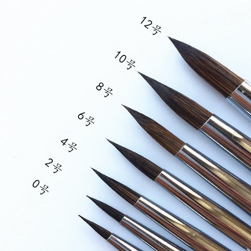 2019 High Grade Paint Brush Watercolor Painting Brush Set High Quality Paint Brushes For Art Supplies C From Mingjing02 $35 88