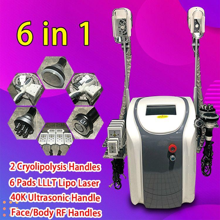 liposuction Laser machines fat freeze machine lipolaser personal use cold lipo laser ultrasonic cavitation slimming machine
