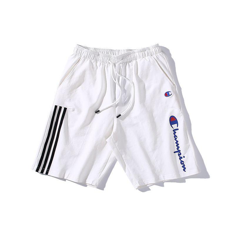 Pantalones cortos del nuevo diseñador para hombre Pantalones cortos de verano de lujo Cabeza del tiburón para hombre de la marca del basculador Pantalones Pantalones cortos ocasionales al aire libre Hombre Pantalones cortos 20032403D