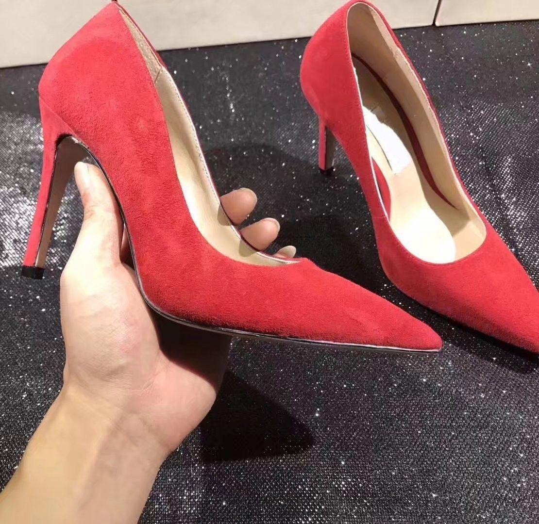 Hot Sale Ladies Pumps High Heels So