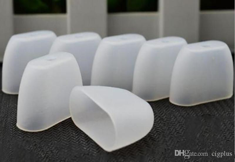 غطاء السيليكون المعبرة غطاء ل justfog minifit كاتان MN-1 واسعة تتحمل vape بالتنقيط تلميح المعبرة اختبار 2019 جديد حار بيع