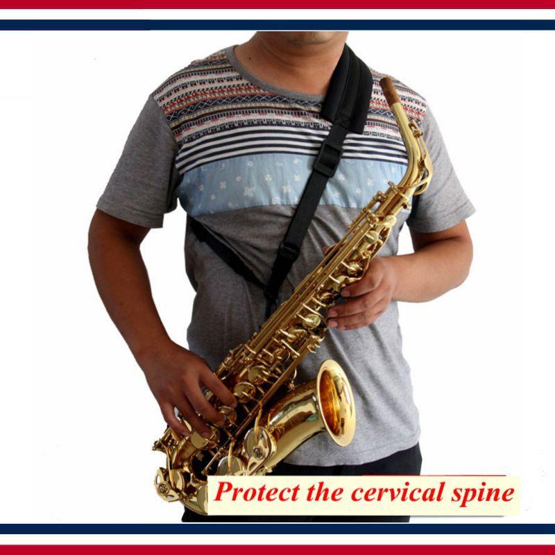 Саксофон аксессуары саксофон ремень саксофон один плечевой ремень