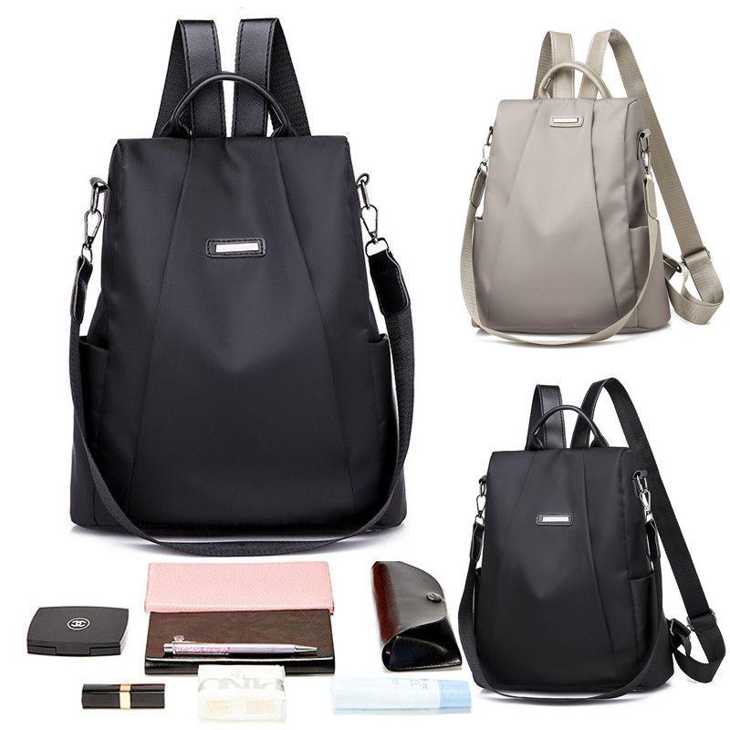 Сумка рюкзак сумка плечевой школа ruckack девушки кожаные путешествия женщины sashel nedfa