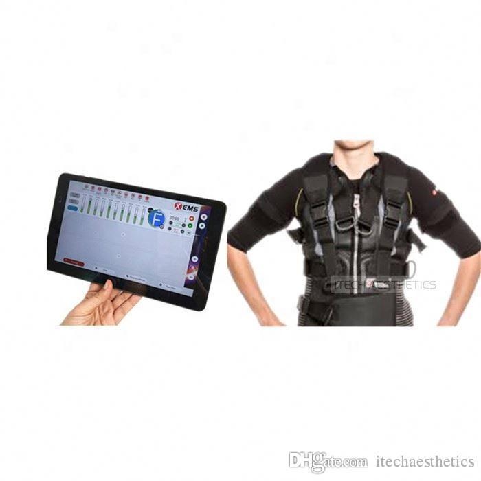домашнего использование мышцы стимуляторы десятка х тела Эмс оборудования тело тренажёр виброплита тренажёр xbody физической
