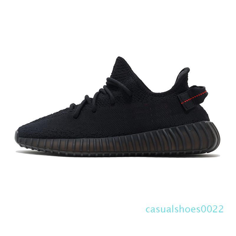 Kanye West 2019 GID Glow in the Dark Kil Formu Hiperuzay Erkek Yansıtıcı Kadınlar Sport D Tasarımcı Sneakers c22 Koşu Ayakkabıları