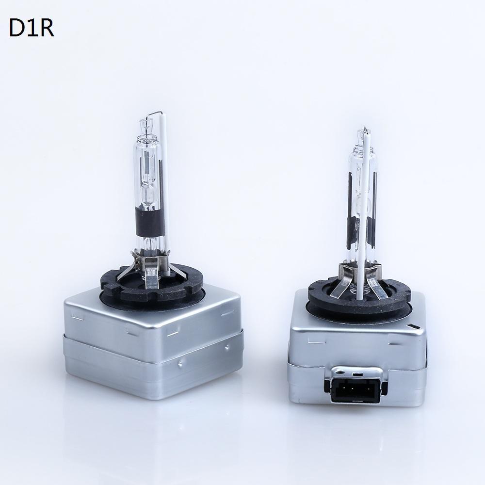 D1S D1R D2S D2R HID لمبات HID المصباح الأمامي D3R D3S D4R D4S للمصابيح الأمامية 1000K 4300K 6000K 8000K