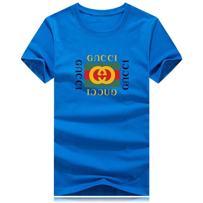Оптовая Лето италия марка EA модные топы GA футболки для мужчин, женщин футболка AM рубашка поло мужчины о шеи одежда с коротким рукавом одежда S-5XL