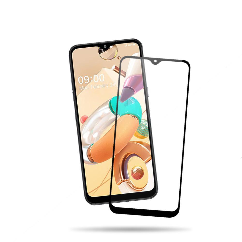 Para LG Aristo5 / K31 Samsung Galaxy A21 A11 A11 Protetor de tela de vidro de vidro de vidro de vidro temperado com pacote de papel