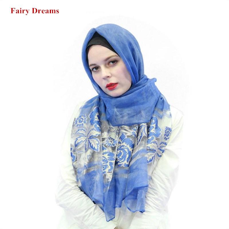 Ropa étnica Hijabs sólidos para mujer Abaya Turban Muslim Hijab Flores Fashion Bufanda Bangladesh Turco Árabe árabe Islámico Pañuelo Hoofddoek 202