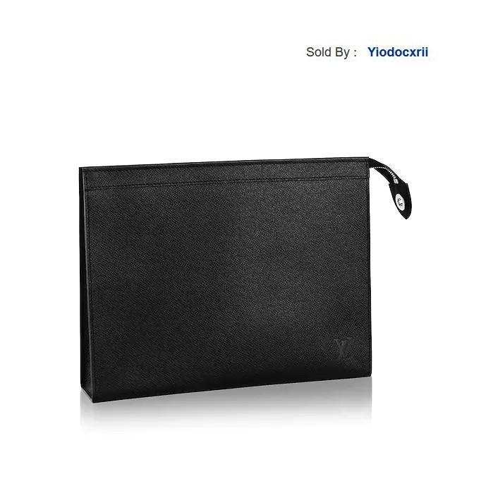 yiodocxrii 7F8A Voyage Black Clutch M30547 Totes Handbags Shoulder Bags Backpacks Wallets Purse