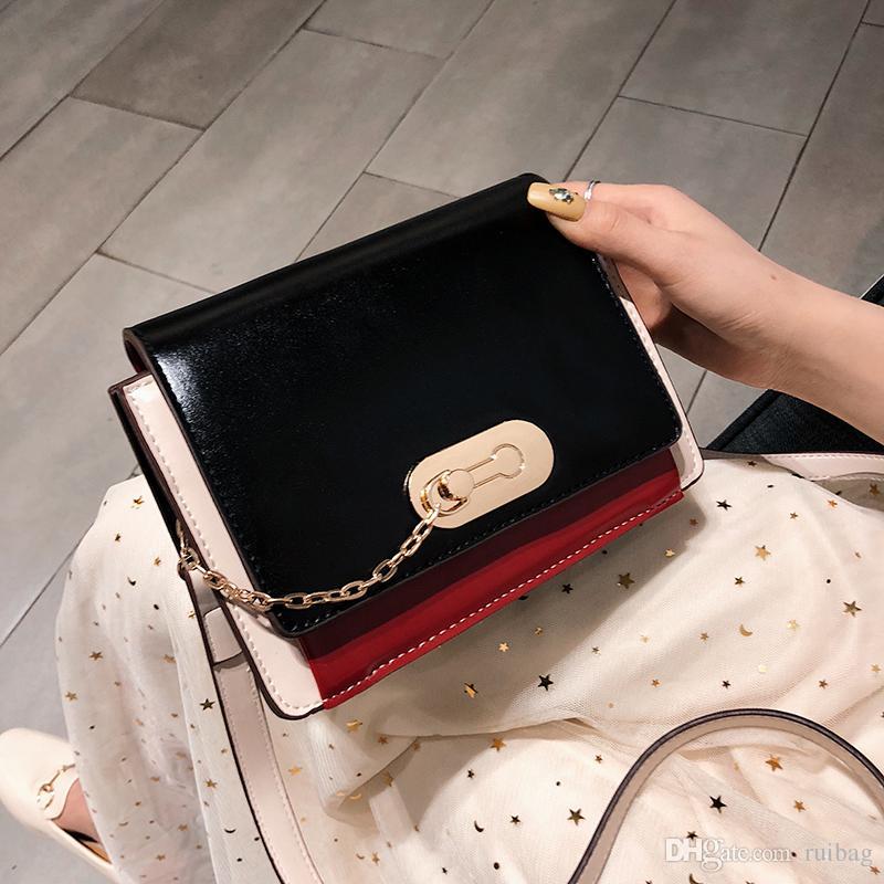 2019 модные сумки Lady Messenger сумка кожаные сумки кожаные сумки Messenger Crossbody сумка женская сумка на плечо jichuan / 3