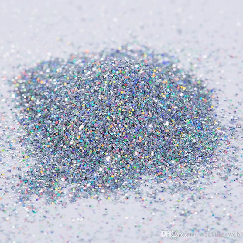 22colors!!1/128 1/96 Holographic Premium Glitter Multi Purpose Dust Powder for use Arts Crafts Wine Glass Decoration Weddings Cards Flowers