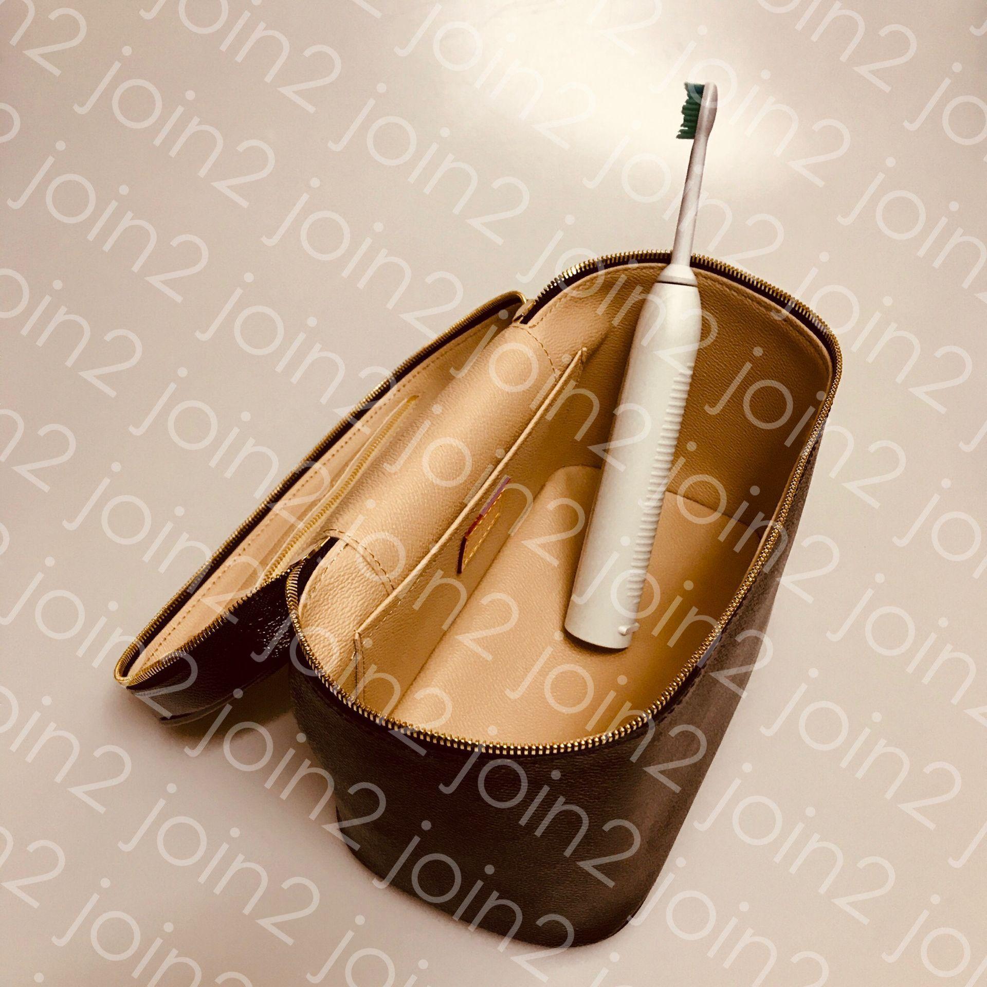SUPERIORE. M42265 Bic BB MINI M44495 Designer Womens Beauty Case Beauty Beauty Bag Cosmetico Trucco Banco da toilette Borsa da toeletta Bag Bag Trousse de Toilette Vanity