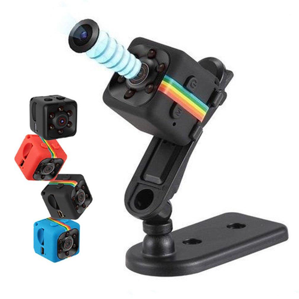 SQ11 Mini Camera HD 960P Sensor Night Vision filmadora Movimento DVR Micro Camera Desporto DV Video Camera pequeno Cam