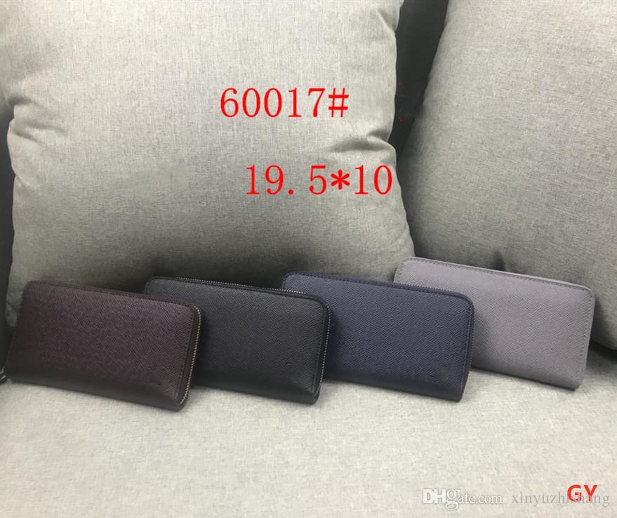 GY60017 # Новый многофункциональный Практичный кошелек сумка Визитная карточка дела Портмоне мужчины сумка Бесплатная доставка