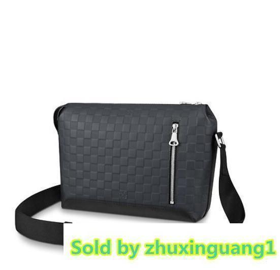 N42416 Descoberta Mensageiro Pm Homens Bolsas Iconic Bolsas Top Alças Shoulder Bags Totes Corpo Cruz Bag Evening Embreagens