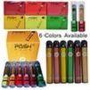 POSH PLUS à usage unique appareil Pod Starter Kit de cartouches vides Vape Pen 10 couleurs 280mAh Batterie Posh Plus