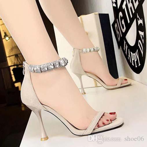 chaussures femmes sandales à talons qualité pantoufles de sandales Huaraches flip flops chaussures Mocassins Pour pantoufle shoe06 PL1463