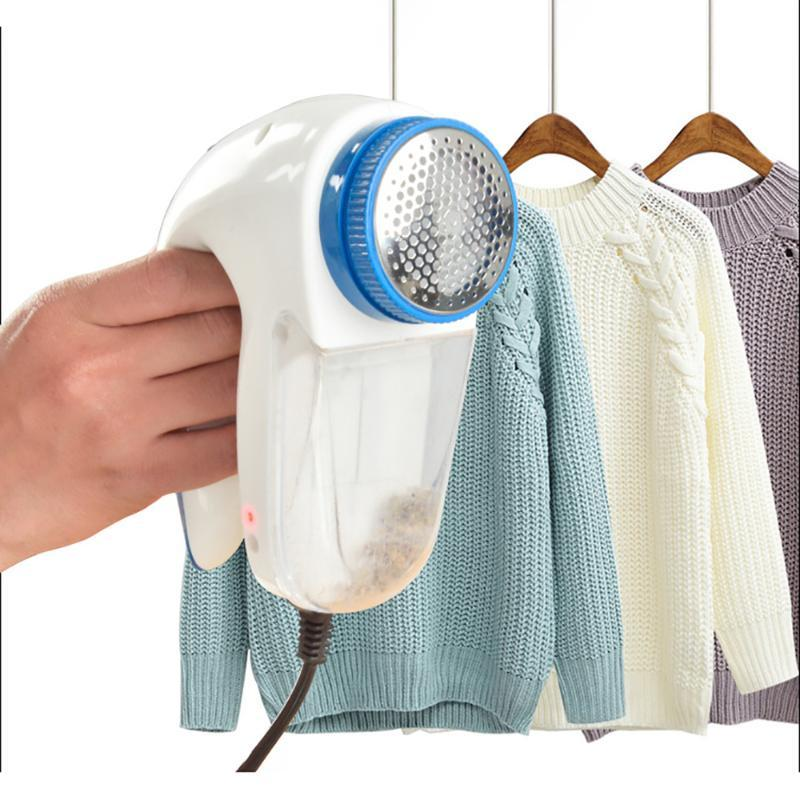 1pc Electric Clothes Fuzz Shaver Handbody Lint Remover