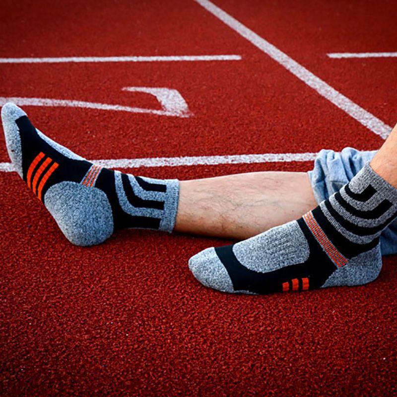 Uniesx Yürüyüş Çorap Rahat Nefes Çorap Açık Profesyonel Spor Seyahat Yürüyüş Çorap Koşu