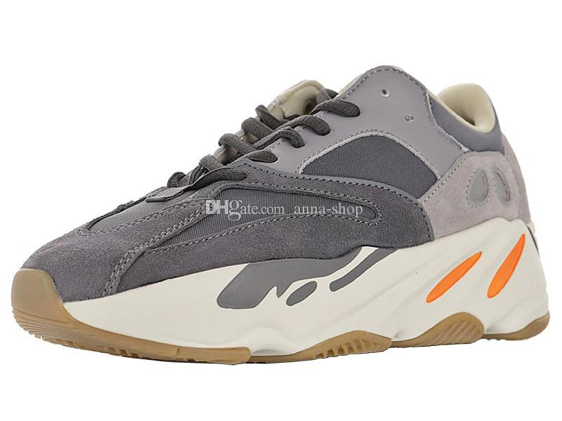 Scarpe da ginnastica da uomo 700 V2 per sneaker da uomo magnete Scarpe da corsa da donna 700V2 Kanyewest Sport Chaussures Uomo Kanyewest Athletic Women