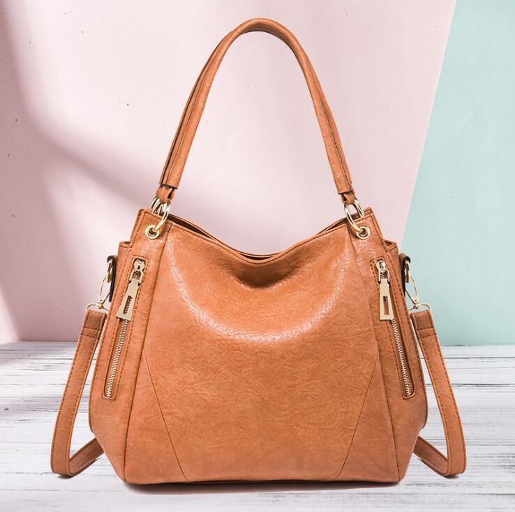 HBP Women's Bag 2021 New Shoulder Handbag Diagonal Retro Women Bag