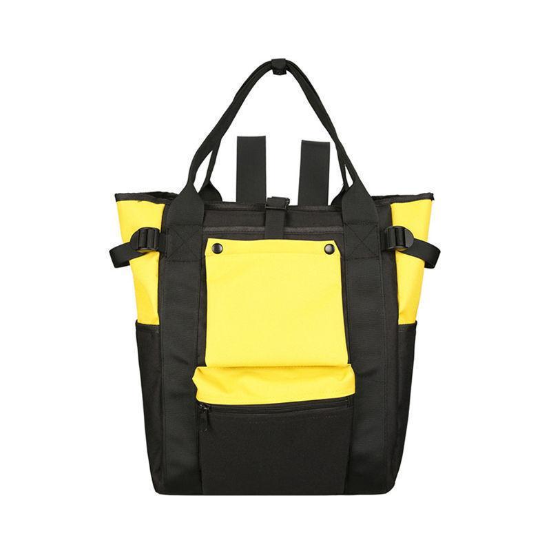 Diseñador de calidad Oxford Mochilas Mujer Casual Totes Damas de alta capacidad de vuelta para el bolso de escuela Adolescentes Estudiantes de viaje Mochila Bolsa