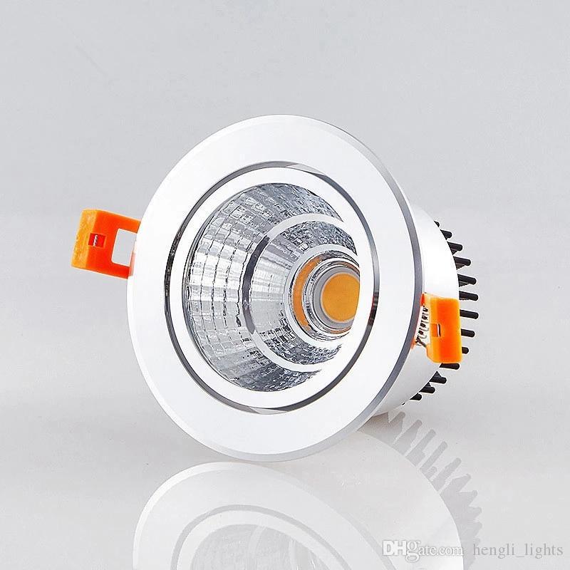 Прожектор Внутреннее освещение прожектор Потолочный светильник Алюминий утоплена светильники обведен свет панели Кухня Ванная Офис Лампа JK0636