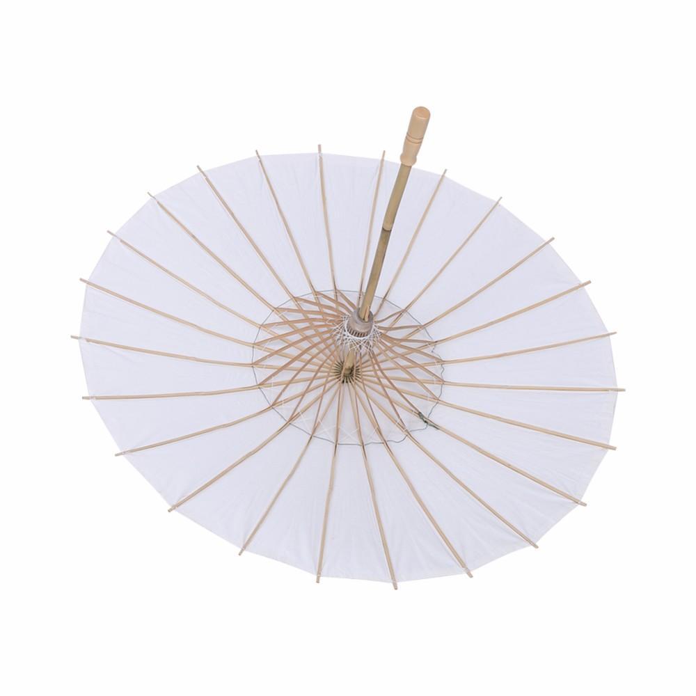 새 스타일 대나무 백서 우산 휴지 Paraso 중국어 번체 고대 공예 우산