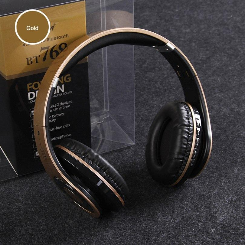 Wireless Headphones Bluetooth Headset Foldable Stereo Headphone Gaming Earphones With Microphone For Pc Mobile Phone Laptop Wireless Cell Phone Headsets Wireless Earphones For Phone From Ww5886 12 06 Dhgate Com