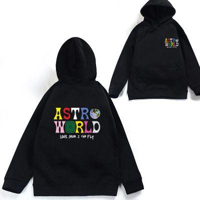 Mens Designer Lettera cappuccio nero Stampa Moda Primavera Estate Autunno Inverno allentati Felpe luppolo maschio hoodies casuali Pullover