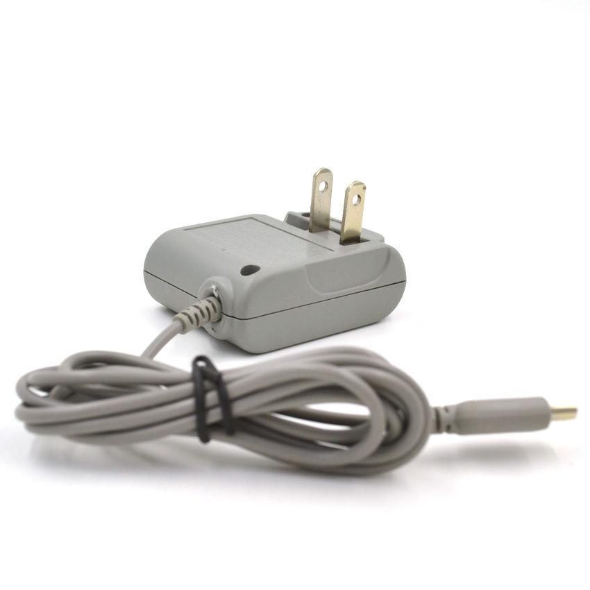 Adaptador de corriente del cargador de pared de viaje de CA para Nintendo para NDS DS LITE