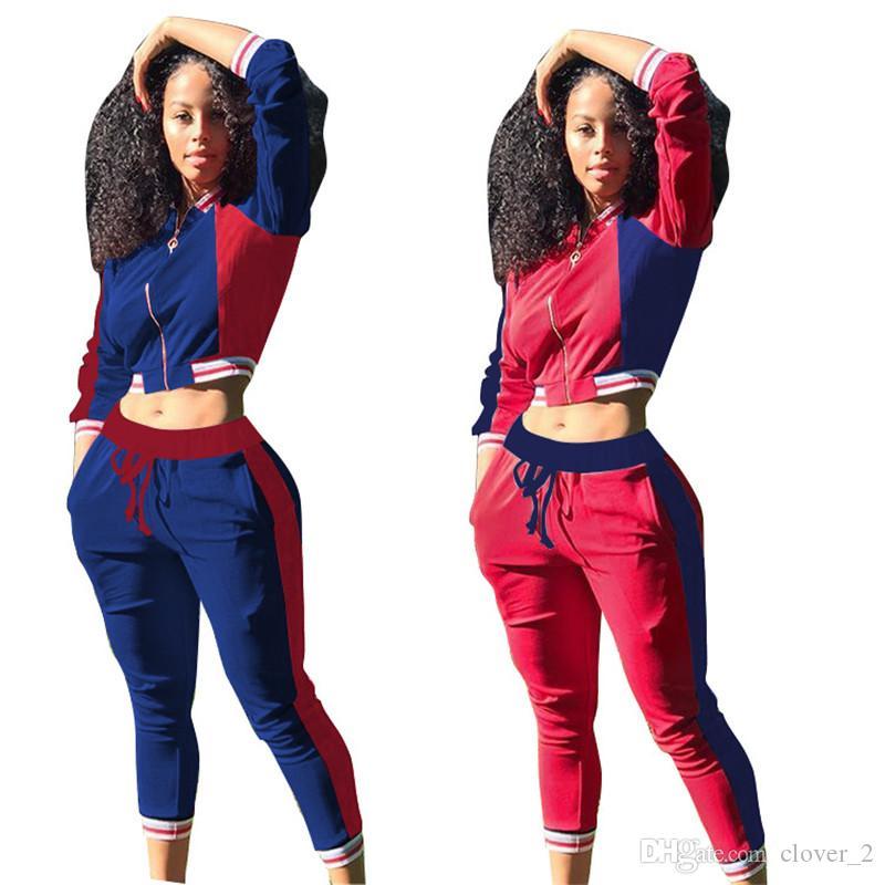 Спортивная куртка женская спортивная куртка с капюшоном из двух частей спортивный костюм спортивный костюм толстовка колготки спортивный костюм женский укороченный брюки костюм klw2160