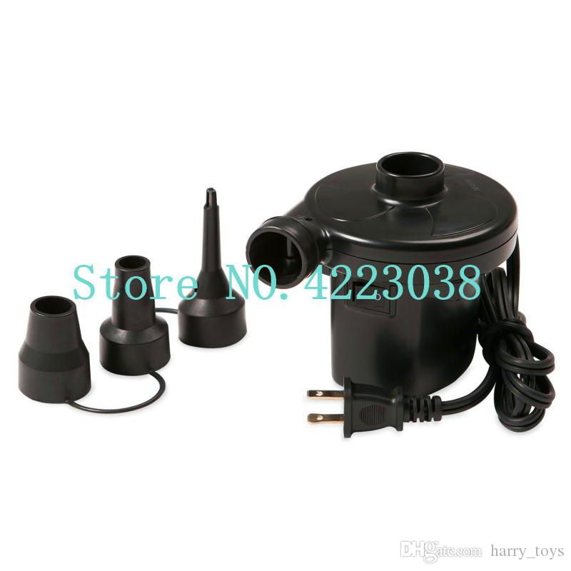 Free Shipping Electric Air Pump, Inflator/Deflator Electric Pumps - Vacuum Compression Bags Suction Pump