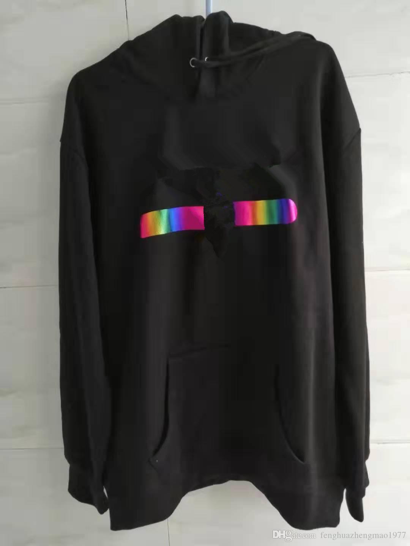 최신 국제 최고급 스웨터면 스포츠웨어 세이코 자수 까마귀 고급 여성 의류 남성 코트 스웨터