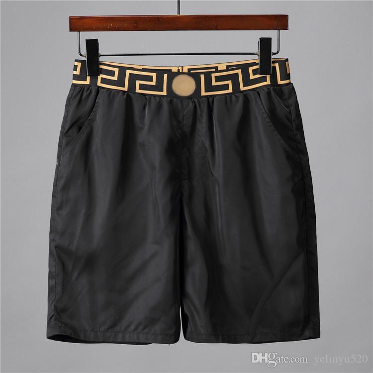 2019 водонепроницаемая ткань взлетно-посадочных полос летние пляжные штаны мужские шорты настольные мужские шорты для серфинга плавки спортивные шорты