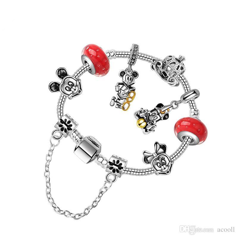 braccialetti per bambini pandora