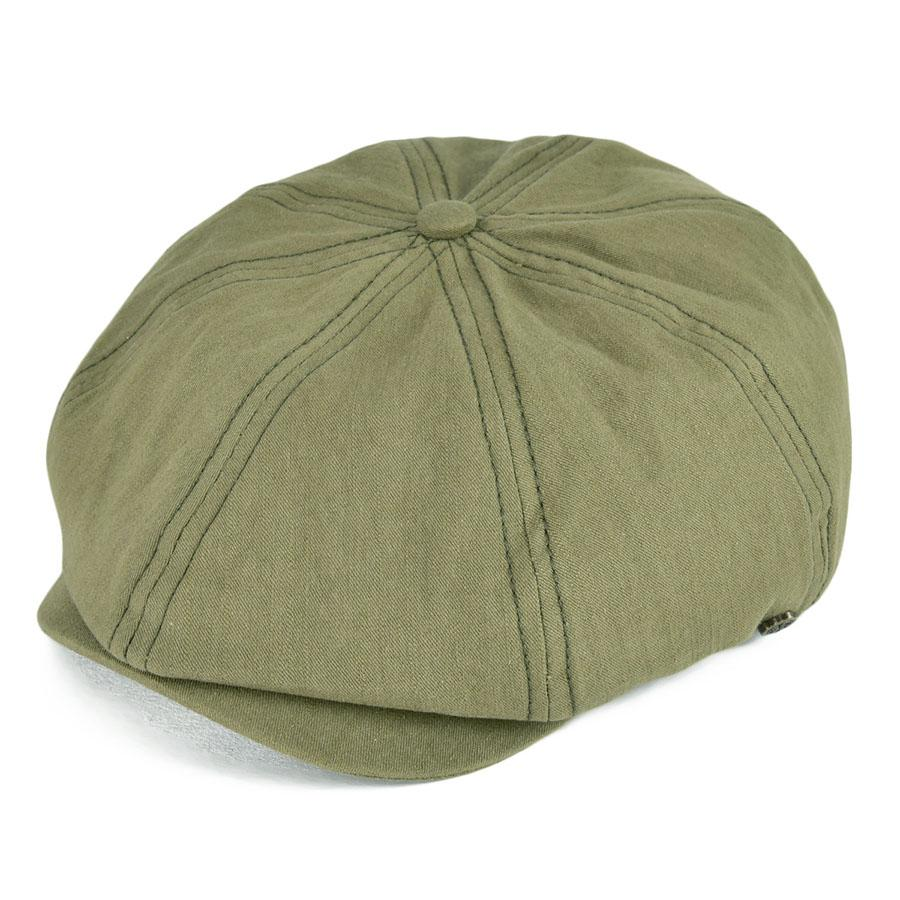 Toptan Yaz Beyaz Pamuk Newsboy Kap Erkek Kadın Sekiz Paneli Şapka Baker Boy Kapaklar Retro Elma Şapkalar 134