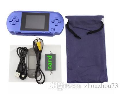Sıcak PXP3 Klasik Oyunları Ince Istasyonu El Oyun Konsolu 16 Bit Taşınabilir Video Oyun Oyuncu 5 Renk Retro Cep Oyun Oyuncu Ücretsiz Kargo