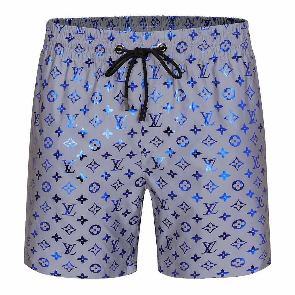 Alfabeto Surf costume da bagno Bermuda uomini di estate bicchierini della spiaggia dei pantaloni all'ingrosso di alta qualità Nuovo Glittering Lettera ricamo consiglio Shorts