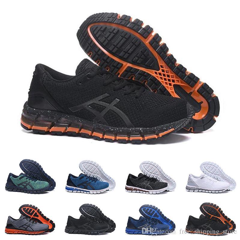 Acheter Nouveau GEL Quantum 360 SHIFT Stability Chaussures De Course Respirantes Pour Hommes Vert Noir Blanc Bleu Mens Formateur Mode Baskets De Sport