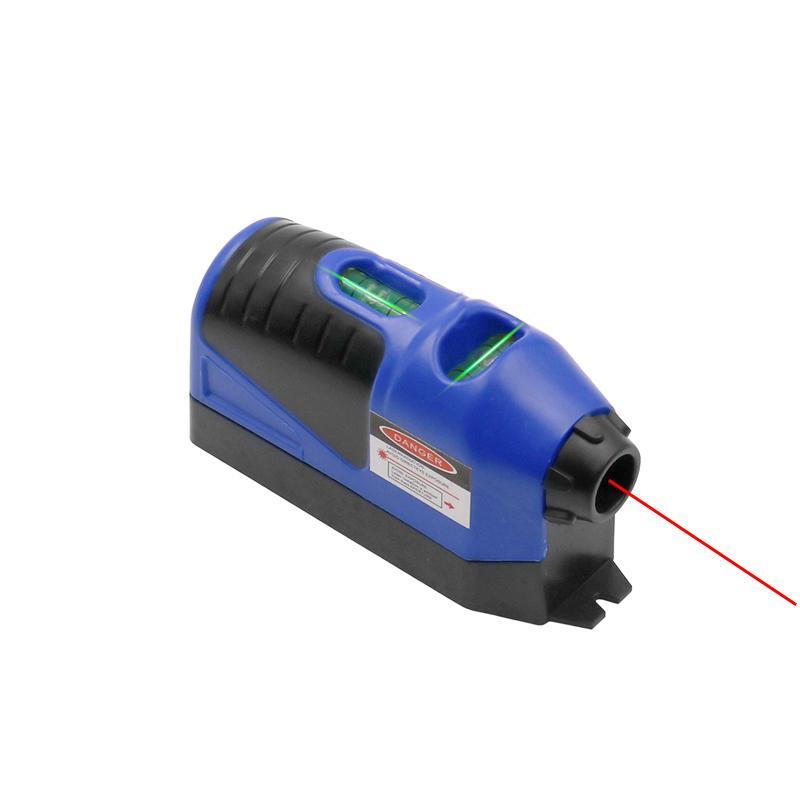 Niveau Laser Mini portable unique Niveau laser Guide Gauge avec l'esprit Bulle Travail du bois Modèle Craft Instrument