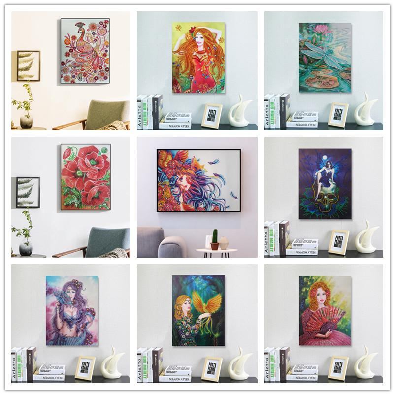 UK/_ STREET VIEW DIY 5D DIAMOND PAINTING EMBROIDERY CROSS STITCH HOME DECOR SUPRE