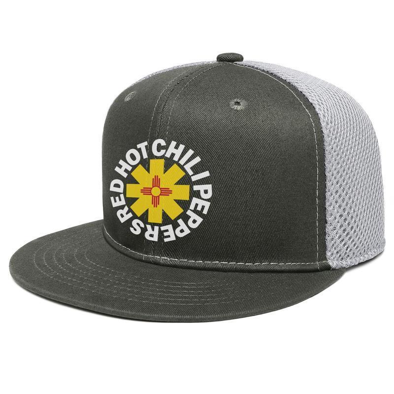 ريد هوت تشيلي بيبرز أنا معك للجنسين شقة بريم سائق الشاحنة كاب مخصص الأزياء قبعات البيسبول شعار RHCP بواسطة الطريق خمر تبجح خربش